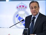 Болельщики «Реала» требуют отставки Флорентино Переса