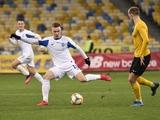 «Динамо» — «Александрия» — 1:0. Импульс и баланс