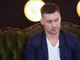 Артем Милевский: «На Игоря Суркиса обиды не держу и всегда пожму ему руку»