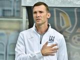 Андрей Шевченко: «Я остаюсь в сборной Украины. У нас есть незавершенное дело — Евро-2020»