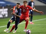 Лига чемпионов, финал: ПСЖ — «Бавария» — 0:1