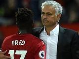 Жозе Моуринью: «Нам понадобится Фред, когда мы станем лучше играть в обороне»