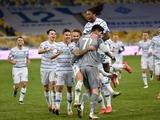 «Динамо» — «Колос» — 0:0, пен. — 4:3. Твердо стоять на ногах