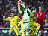 Вратарская дилемма для сборной Украины…