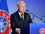 Григорий Суркис стал почетным членом УЕФА