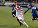 «Черноморец» — «Лион» — 0:0. После матча. Григорчук: «Моментов у нас было больше»