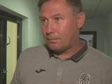 Игорь Климовский: «Между завершением карантина и первым матчем должно пройти три недели»