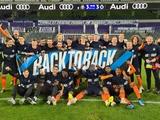 Соболь стал чемпионом Бельгии в составе «Брюгге»