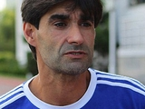 Висенте Гомес: «Причины неудач назвал лично Хацкевичу»