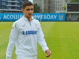 Марьян Швед покинул расположение сборной Украины
