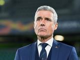 Луиш Каштру: «Не согласен с решением УЕФА о том, что наш матч с «Вольфсбургом» пройдет в Германии. Мы там с ним уже сыграли»