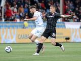 Артем Громов: «Динамо» на ходу. Но «Заря» не собирается из-за этого отказываться от своего атакующего стиля»