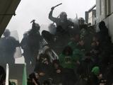 Более 40 полицейских пострадали в столкновениях с фанатами во Франции