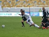 21-й тур ЧУ: «Верес» — «Динамо» — 3:1. Обзор матча, статистика