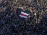 Пропавший в Минске во время протестных акций футбольный болельщик найден повешенным на дереве