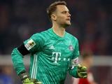 Нойер не поможет «Баварии» в ответном матче против «Лацио»