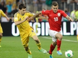 Евро-2020. 1/4 финала. Украина — Англия, 3 июля: статистика встреч