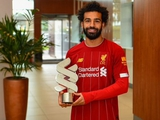 Салах стал лучшим игроком месяца в «Ливерпуля» (ФОТО)
