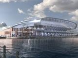 «Эвертон» показал, каким будет его новый стадион (ФОТО)