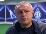Игорь Суркис: «Цыганков доказывает, что его не просто так называют лидером команды»