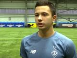 Назар Волошин: «Миккель хорошо влился в нашу команду»