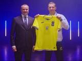 Андрей Павелко: «На форме сборной Кипра тоже есть карта»