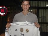 Андрей Лунин: «Я отклонил 3 000 предложений, чтобы играть в «Реале»!»