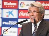 Президент «Атлетико»: «У нас теперь лучший состав в истории клуба»