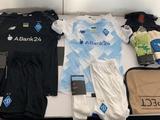 «Динамо» сыграет с «Бенфикой» в бело-голубой форме
