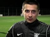 Дмитрий Хльобас: «Хочу забить минимум 10 мячей за сезон»