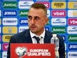 «Дождь комплиментов обернется холодным душем критики!» — в Боснии пугают своего наставника перед матчами с Финляндией и Украиной