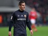 «Динамо» хочет арендовать нападающего московского ЦСКА