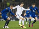 «Динамо» — «Эвертон»: стартовые составы команд