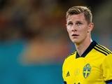 Защитник сборной Швеции рассказал, кого стоит опасаться в составе сборной Украины