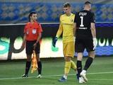 Дмитрий Ризнык: «Благодарен за поддержку вратарям «Динамо»