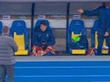 СМИ: Хацкевич отстранил Хачериди от тренировок с «Динамо»