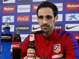 Хуанфран: «Атлетико» вскоре выиграет Лигу чемпионов»