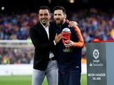 Хави: «Месси — лучший игрок в истории, Роналдиньо не хватало стабильности»