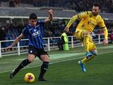 Руслан Малиновский в эффектном стиле забил первый гол за «Аталанту» в серии А (ВИДЕО)