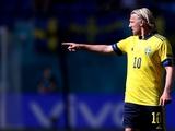 Эмиль Форсберг: «В матче с Украиной нужно будет рисковать. Иначе такие матчи не выиграешь»