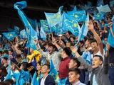 Болельщики сборной Казахстана: «А где те украинцы, которые 5:0 хотели?!»