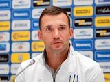 Андрей ШЕВЧЕНКО: «В матче с Мальтой постараемся дать сыграть всем»