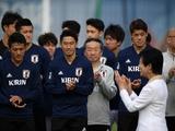 Принцесса Японии пришла на тренировку сборной (ФОТО)