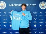 «Манчестер Сити» продлил контракт со Стоунзом