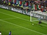 На стартовавшем Евро U-17 УЕФА протестирует новую систему пробития послематчевых пенальти
