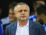 Игорь Суркис: «Если не сохраним наш футбол, УАФ будет сама с собой играть на тех полях, которые строила не она»