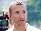 Андрей Шевченко: «Даже и мысли нельзя допускать о том, чтобы приостановить чемпионат Украины»