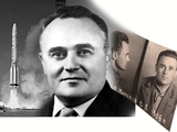 12.1.1907 - в Житомирі народився Сергій Корольов,( відео)