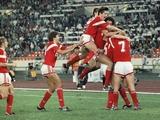 Бразилия – СССР 1:2 . Финальный матч летней олимпиады по футболу.