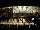 Средняя посещаемость Евро-2012 составила 46481 зритель